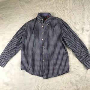Men's Izod Dress Shirt Size Large
